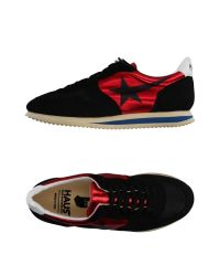 Haus By Golden Goose Deluxe Brand Black Low-tops & Trainers