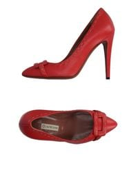 L'Autre Chose - Red Pump - Lyst