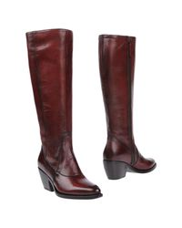 Raparo - Red Boots - Lyst