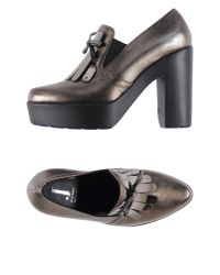 Jeannot Brown Loafer