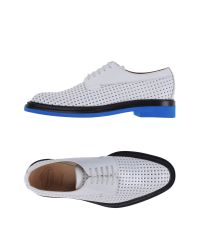 Church's - Blue Lace-up Shoes - Lyst
