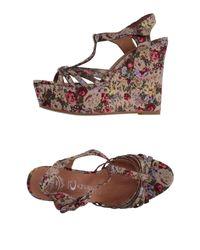 Jeffrey Campbell Multicolor Sandals