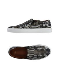 Givenchy - Green Low-tops & Trainers for Men - Lyst