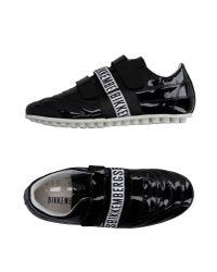 Bikkembergs - Black Low-tops & Trainers - Lyst
