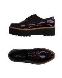 Sixtyseven - Black Lace-up Shoes for Men - Lyst