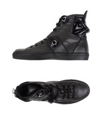 Raf Simons | Gray High-tops & Trainers for Men | Lyst