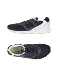 New Balance   Blue Low-tops & Sneakers for Men   Lyst