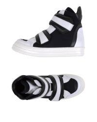 Savio Barbato | White High-tops & Sneakers for Men | Lyst