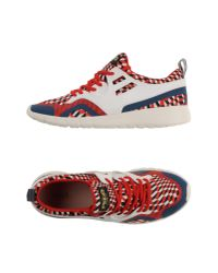 MOA - Red Low-tops & Sneakers for Men - Lyst