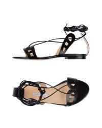 Bionda Castana - Black Sandals - Lyst