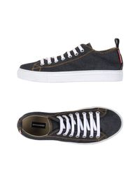 DSquared²   Blue Low-tops & Sneakers for Men   Lyst