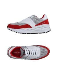 Frankie Morello | Red Low-tops & Sneakers for Men | Lyst