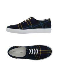 Comme des Garçons | Blue Low-tops & Sneakers for Men | Lyst