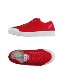 Spring Court Red Low-tops & Sneakers for men