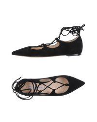 Roberto Festa | Black Ballet Flats | Lyst
