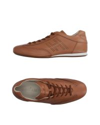 Hogan - Brown Low-tops & Trainers for Men - Lyst
