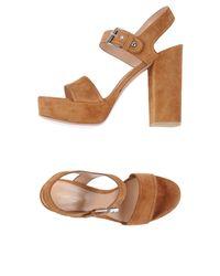 Gianvito Rossi | Multicolor Sandals | Lyst