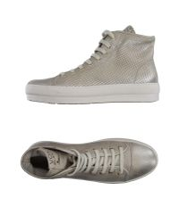 Voile Blanche   Gray High-tops & Sneakers   Lyst