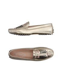 Tod's - Multicolor Loafer - Lyst