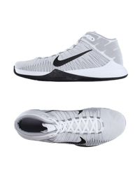 Nike - Gray High-tops & Sneakers for Men - Lyst