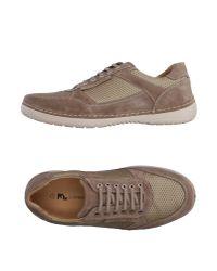 Lumberjack Natural Low-tops & Sneakers for men