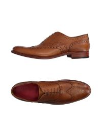 Grenson | Brown Lace-up Shoe for Men | Lyst