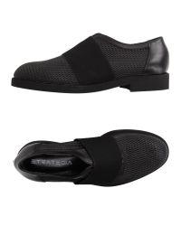 Strategia | Black Loafer for Men | Lyst
