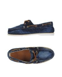 Timberland | Blue Loafer for Men | Lyst
