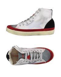 Ishikawa White High-tops & Sneakers for men