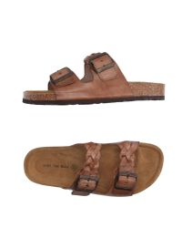 5032911c3ffd Shoe The Bear Sandals in Brown - Lyst