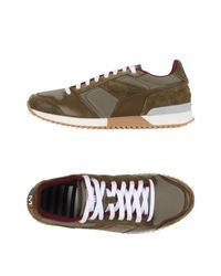 AMI   Green Low-tops & Sneakers for Men   Lyst