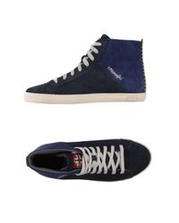 Napapijri | Blue High-tops & Sneakers | Lyst