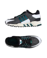 Adidas Originals - Gray Low-tops & Sneakers for Men - Lyst