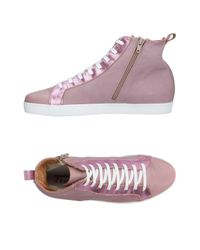 Manufacture D'essai - Pink High-tops & Sneakers - Lyst