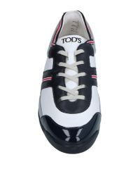 Tod's | White Low-tops & Sneakers for Men | Lyst