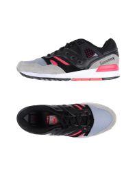 Saucony Black Low-tops & Sneakers for men