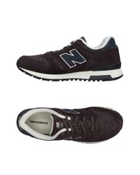 New Balance - Brown Low-tops & Sneakers for Men - Lyst