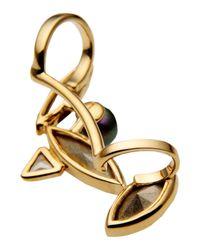 Ca&Lou Yellow Earring