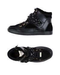 Liu Jo - Black High-tops & Sneakers - Lyst
