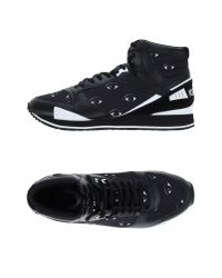 KENZO Black High-tops & Sneakers