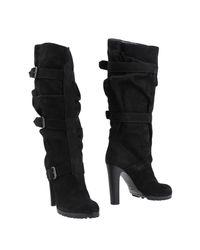 Vicini Tapeet - Black Boots - Lyst