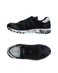 Premiata - Black Low-tops & Sneakers - Lyst