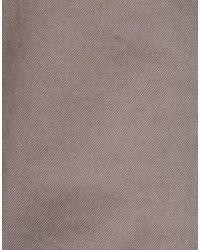 Sun 68 Brown Casual Trouser for men