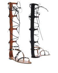 Sandales Valentino Garavani en coloris Black