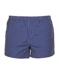 La Perla - Blue Swimming Trunks for Men - Lyst
