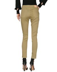 Please Green 3/4-length Trousers