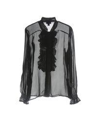 Just Cavalli Black Shirt