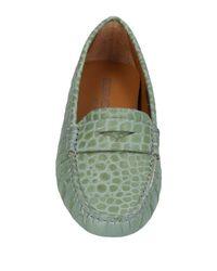 Boemos Green Loafer