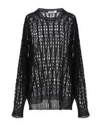 Pullover Jil Sander en coloris Black