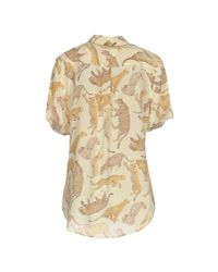 KENZO - White T-shirt - Lyst